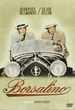 BORSALINO ALAIN DELON JEAN-PAUL BELMONDO  REGION 2 PAL NEW SEALED DVD FREE SHIP