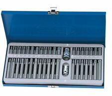 DRAPER EXPERT 33322 / 21932  TORX ,SPLINE,HEX 40pc BIT SET 3/8 &1/2 Drive