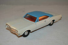 Dinky Toys 57/004 Oldsmobile Toronado made in HONG KONG 99% mint SCARCE