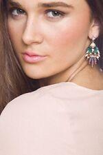 Earrings Women Ear Stud Fashion Spring Tropical Glam Drop Earrings Earring Gift