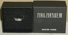 Final Fantasy Ⅷ 8 Squall Leonhart Silver Ring Square Enix US:6.5-7, UK:M-N Rare
