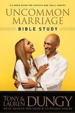 Uncommon Marriage Bible Study, Dungy, Lauren, Dungy, Tony, Good Book