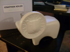 Partylite LION JONATHAN ADLER CANDLE HOLDER  NIB