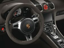 Porsche Alcantara PDK Paddle Steering Wheel - 991 Carrera GTS Turbo GT3 Targa