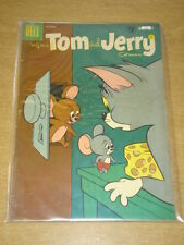 TOM AND JERRY COMICS #195 VG (4.0) DELL COMICS OCTOBER 1960