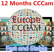 CCCAM SERVER full hd Price 18$/12Months HD Channels