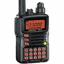 Two-Way Radios Tri-Band Yaesu VX-6R Submersible Amateur Ham Radio Transceiver