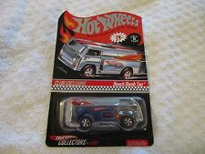 Mattel Hot Wheels 2006 Red Line Club Exclusive Beach Bomb Too Silver #374/4000