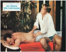 A DIFFERENT STORY/COUPLE TRES PARTICULIER/LOBBY CARD/P.KING/M.FOSTER/GAY/LESBIAN