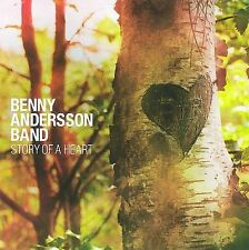 Abba BENNY ANDERSSON BAND Story of a Heart CD Mamma Mia USA SELLER 2009