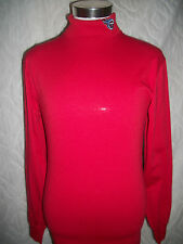 Tennessee Titans Mens Size S / Small Red Tn Titans Embroidered Turtle Neck