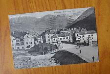 CARTOLINA BOLZANO PONTE NUOVO DRUSO VIAGGIATA DEL 1932 SUBALPINA HH