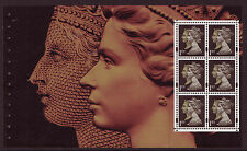GREAT BRITAIN 2000 SPECIAL BY DESIGN BOOKLET PANE UNMOUNTED MINT, MNH