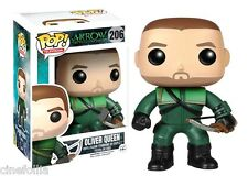 Figura vinile Arrow Oliver Queen DC Comics Pop! Funko Vinyl figure n° 206