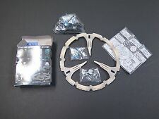 DEEP SPACE 9 1/7000 scale parts and FEDERATION SHIPS