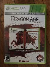 Dragon Age: Origins -- Ultimate Edition  (Xbox 360, 2010) USED