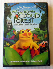 Jim Henson's The Song of Cloud Forest and Other Earth Stories ~ NEW DVD Movie