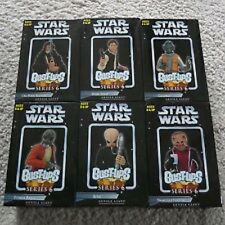 New Sealed Gentle Giant Star Wars Bust-Ups Series 6 Mos Eisley Cantina Set