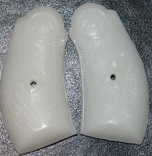 H&R pistol grips model 632, 633 900 and many more Ceramic White plastic