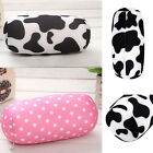 "Microbead Log Pillow Mini Neck Cushie Roll Bolster Pillow 3.5"" x 8.5"" New"