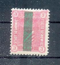 Polen SOSNOWICE 3 sauber* 60EUR (R6812