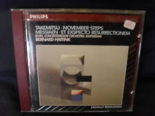 Toru Takemitsu / Olivier Messiaen - November Steps / Et Expecto Resurrectionem..