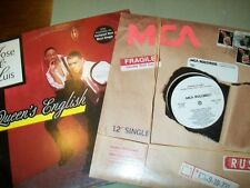 Madonna      Donna De Lory   Jose & Luis     VINYL LOT        Queens English