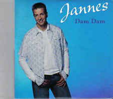 Jannes-Dam Dam cd single