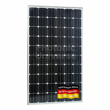 280W solar panel for motorhome, caravan, camper van, boat, off-grid (Germany)