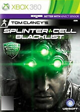 Tom Clancy's Splinter Cell Blacklist, (Xbox 360)