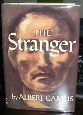 Albert Camus The Stranger 1946 HC DJ US 1st edition 2nd printing