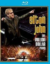 Blu-Ray ~ Elton John - Million Dollar Piano - NM