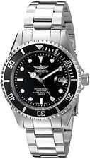 Invicta Men's 8932OB Pro Diver Submariner Analog Quarts Silver Gents Bracelet