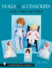 Dolls and Accessories of the 1930s and 1940s (A Schiffer Book for Collectors), Z