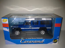 LAND ROVER DEFENDER 1:24 JUNIOR RESCUE. CARARAMA. NEW IN BOX.