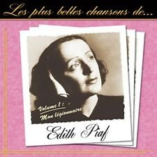 CD The best songs of Edith Piaf - Vol. 1 / IMPORT