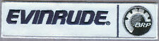 Evinrude Marine Fishing Outboards Motor Badge Patch