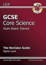 GCSE Core Science Edexcel Revision Guide - Higher (with Online Edition) by...