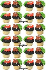 Disney Cars 24 Cupcake Cake Rings Birthday Party Supply Favors Prizes Decoration