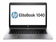 New HP EliteBook Folio 1040 touch G1 Ultrabook i5-4300U 1.9GHz, 8GB, 180gb SSD