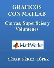 GRAFICOS con MATLAB. Curvas, Superficies y Volumenes by Cesar Lopez (2013,...