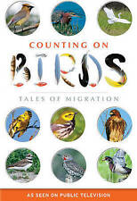 Counting on Birds: Tales of Migration (DVD, NEW, 2015 PBS Release, 2-Disc Set)