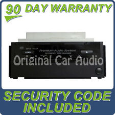 07 2007 Acura RDX Factory MP3 WMA Player 6 CD Changer AUX Input  3BR0 w/ CODE