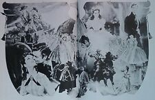 GONE WITH THE WIND PICTORIAL HISTORY, BIG 1983 BOOK