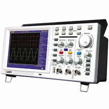 New OWON portable DIGITAL OSCILLOSCOPE 25MHz PDS5022T 7.8in color LCD 3 yrs warr
