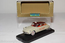 VITESSE CITROEN DS 19 RADIO TAXI RADIOTAXI MINT BOXED