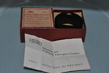 VINTAGE ZEISS IKON 1283/3 COLLAPSIBLE LENS HOOD FOR CONTAX RANGEFINDER TESSAR