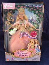Barbie The Princess and the Pauper Princess Anneliese NIB 2004