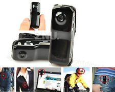 New Mini DV DVR Spy Hidden Video Recorder Camera Webcam Camcorder MD80 Micro SD
