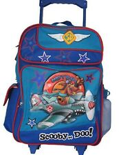"""36968 Scooby-Doo Large Rolling Backpack 16"""" x 13"""""""